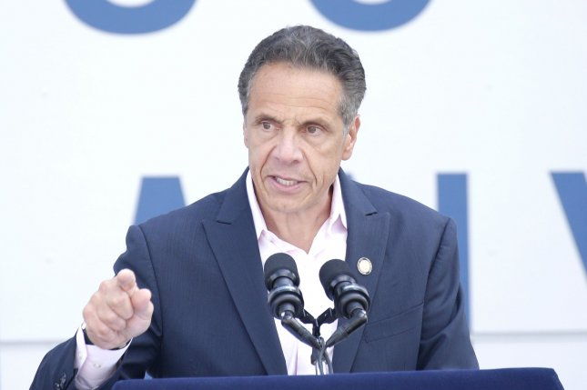 New York Gov. Andrew Cuomo on Saturday directed the New York State Police Hate Crimes Task Force to assist the investigation of an attack on a Jewish man who was beaten and robbed while walking to a synagogue.File Photo by John Angelillo/UPI