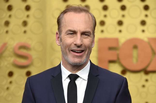 Bob Odenkirk is in stable condition after collapsing on the set of Better Call Saul. File Photo by Christine Chew/UPI