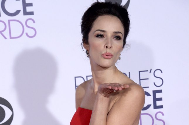 Actress Abigail Spencer arrives for the 42nd annual People's Choice Awards in Los Angeles on January 6, 2016. Photo by Jim Ruymen/UPI