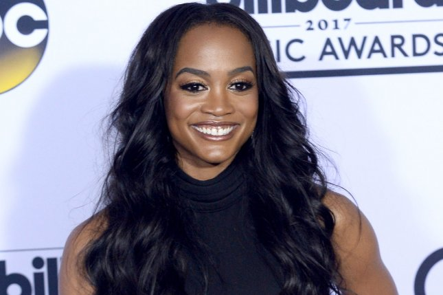 Rachel Lindsay reacted to Peter Weber being named the next Bachelor over Mike Johnson. File Photo by Jim Ruymen/UPI