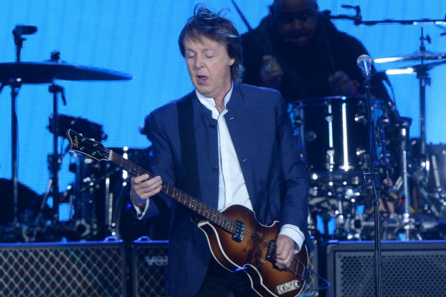 Paul McCartney discusses his career with Rick Rubin in the new trailer for McCartney 3,2,1. File Photo by Jim Ruymen/UPI