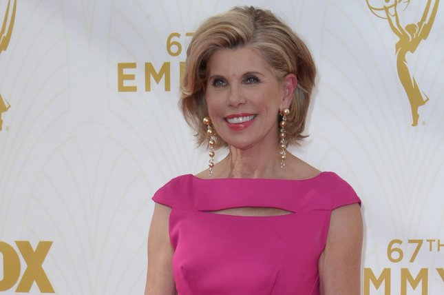 Christine Baranski's CBS All Access show The Good Fight has been renewed for a third season. File Photo by Jim Ruymen/UPI