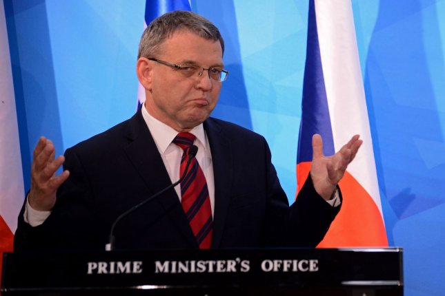 Czech Republic Foreign Minister Lubomir Zaoralek said Tuesday its email system was hacked by another government similar to last year's breaching of Democratic National Committee emails. File photo by Debbie Hill/UPI