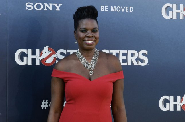 Cast member Leslie Jones attends the premiere of the motion picture comedy Ghostbusters in Los Angeles on July 9, 2016. The film is up for Best Movie at the Kids' Choice Awards. File Photo by Jim Ruymen/UPI