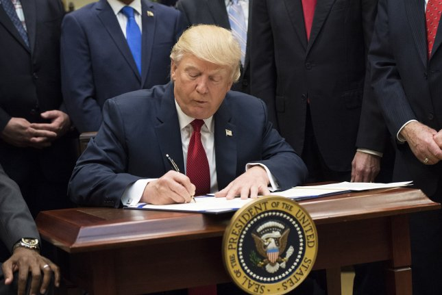 Trump signs VA bill