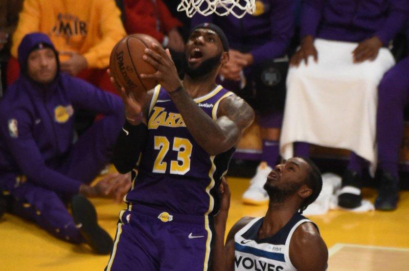 f46d4c3bc Utah Jazz seek to defend better versus Los Angeles Lakers - UPI.com