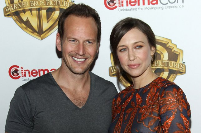 Film stars Patrick Wilson and Vera Farmiga can now be seen in the trailer for Annabelle Comes Home. File Photo by James Atoa/UPI