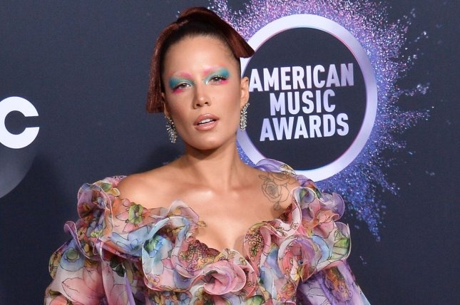 Halsey will begin to tour North America starting in June. File Photo by Jim Ruymen/UPI