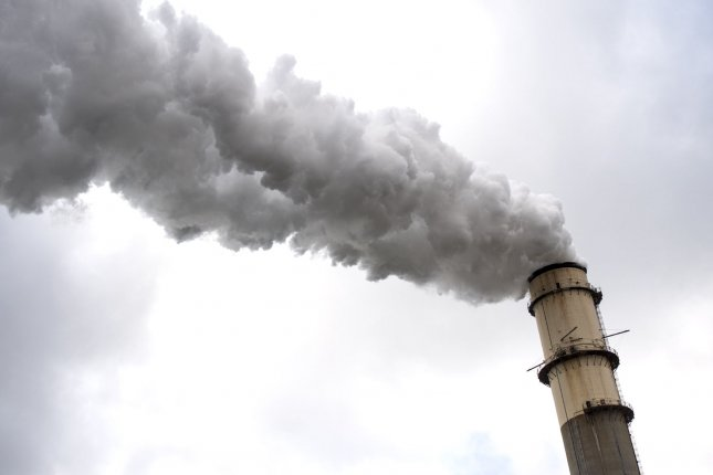 Under governments' current recovery spending plans, global carbon dioxide emissions are set to climb to record levels in 2023 and continue rising in the following years, the IEA said Tuesday. File Photo by Kevin Dietsch/UPI