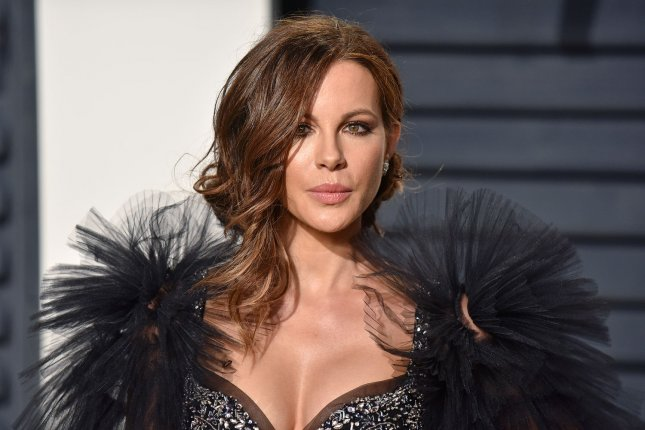 Kate Beckinsale attends the Vanity Fair Oscar party on February 26. File Photo by Christine Chew/UPI