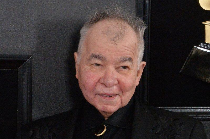 John Prine died April 7. File Photo by Jim Ruymen/UPI
