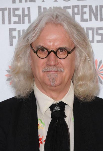 Scottish comedian and actor Billy Connolly attends The 15th Moet British Independent Film Awards at Old Billingsgate in London on December 9, 2012. UPI/Paul Treadway