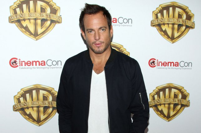 Will Arnett arrives for the Warner Bros. presentation at CinemaCon 2016 at The Colosseum at Caesars Palace in Las Vegas on April 12. Arnett voices Batman in the latest trailer for Lego Batman alongside Michael Cera as Robin. File photo by James Atoa/UPI