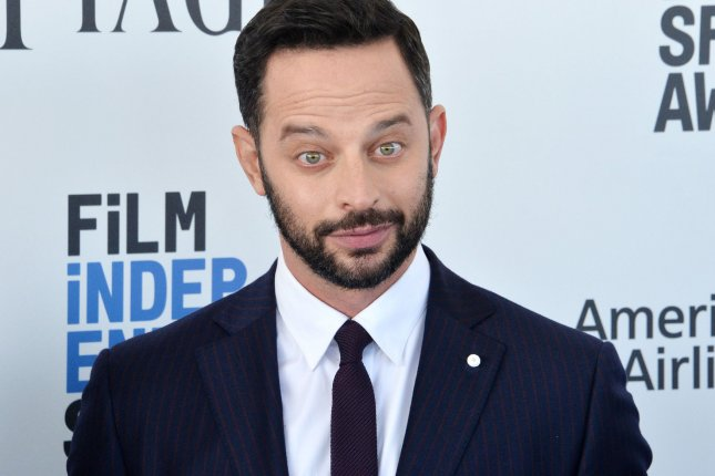 Actor Nick Kroll attends the 32nd annual Film Independent Spirit Awards in Santa Monica on February 25. Kroll's Broadway show Oh, Hello will air as a Netflix special. File Photo by Jim Ruymen/UPI