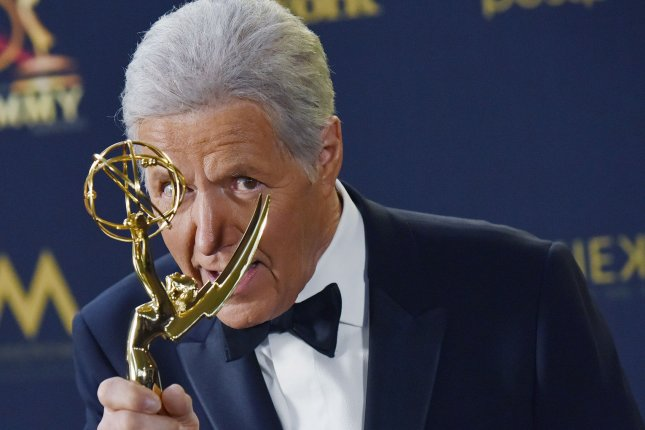 Alex Trebek's last episode of Jeopardy! aired on Friday. File Photo by Chris Chew/UPI