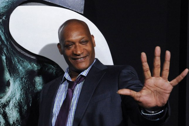 Tony Todd, a cast member in the motion picture thriller Final Destination 5, attends the premiere of the film at Grauman's Chinese Theatre, in the Hollywood section of Los Angeles on August 10, 2011. Photo by Jim Ruymen/UPI