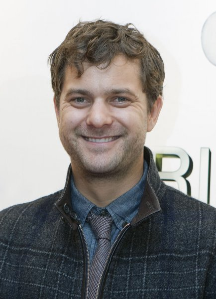 Joshua Jackson was spotted with Alyssa Julya Smith during a walk Saturday in New York. File Photo by Heinz Ruckemann/UPI
