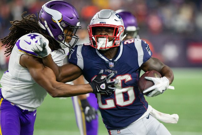Minnesota Vikings safety Anthony Harris (41) will earn a guaranteed salary of about $11.4 million in the 2020 season. File Photo by Matthew Healey/UPI