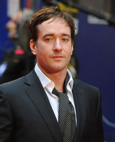 British actor Matthew MacFadyen attends the British Academy Television Awards at The Palladium in London on April 20, 2008. (UPI Photo/Rune Hellestad)