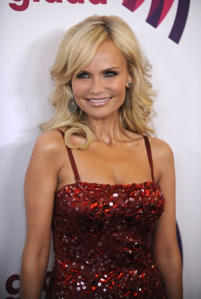 Kristin Chenoweth attends the 22nd annual GLAAD Media Awards held at the Westin Bonaventure in Los Angeles on April 10, 2011. UPI/Phil McCarten