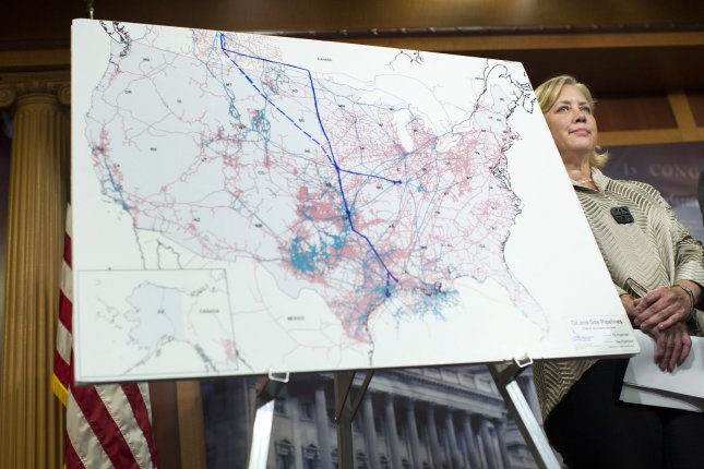 Hope fading for Sen. Mary Landrieu, D-La., one day before she heads into a runoff with a Republican challenger. The race may have consequences for U.S. energy security. UPI/Kevin Dietsch
