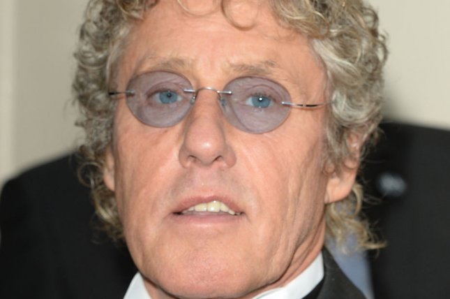 British singer Roger Daltrey from The Who says he is feeling better after recovering from viral menengitus that caused the band to postpone several tour dates earlier this month. File Photo by Rune Hellestad/UPI