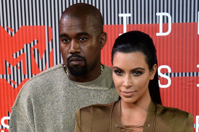 Not long after releasing The Life of Pablo, Kanye West (L) has released his first single from another upcoming album he has called Cruel Winter. File Photo by Jim Ruymen/UPI
