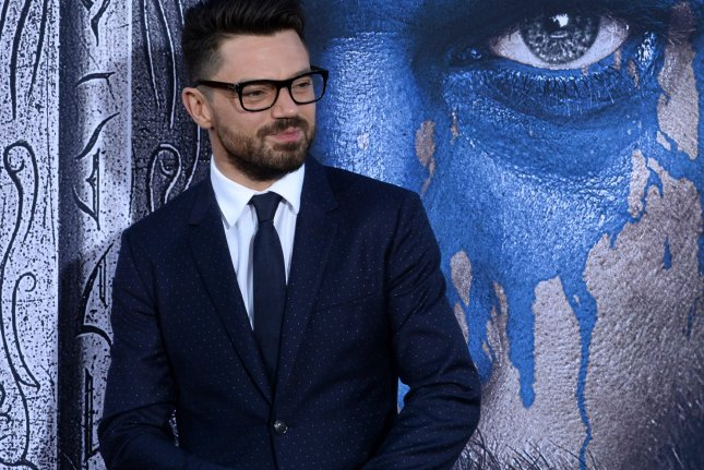 Cast member Dominic Cooper attends the premiere of the fantasy motion picture Warcraft in Los Angeles on June 6, 2016. Photo by Jim Ruymen/UPI