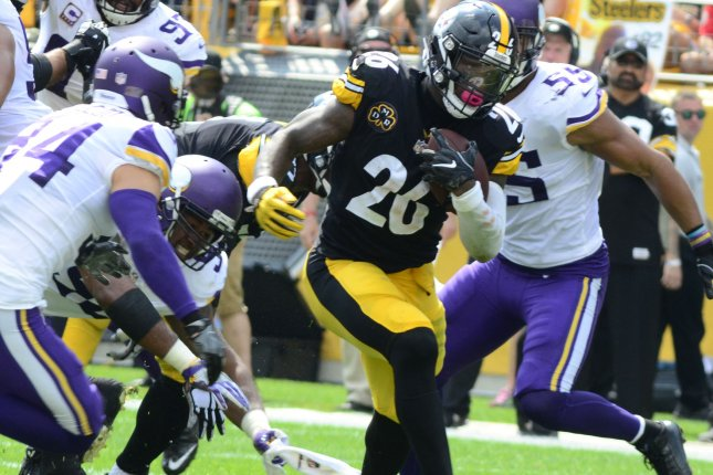23016322 Pittsburgh Steelers not happy with play of offense - UPI.com