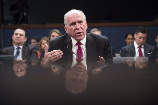 Trump yanks ex-CIA chief's clearance, hitting vocal critic