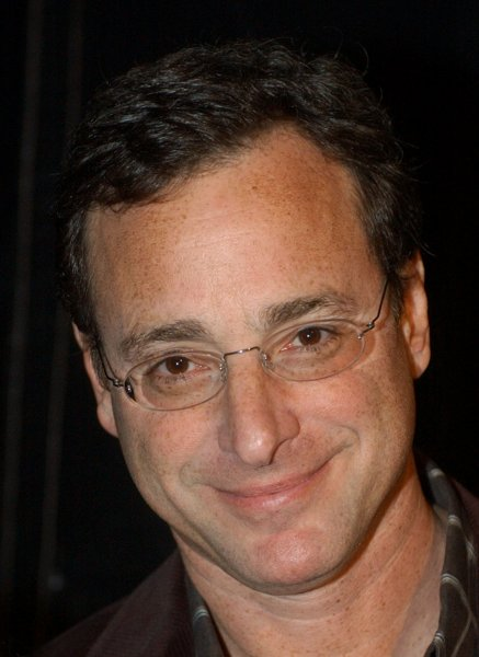 Bob Saget arrives at the Los Angeles premiere of Billy Crystal's play 700 Sundays January 12, 2006, in Beverly Hills, Calif. (UPI Photo/John Hayes)