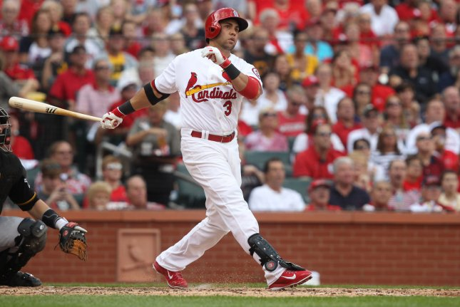 Carlos Beltran Injury Cardinals Outfielder Day To Day After
