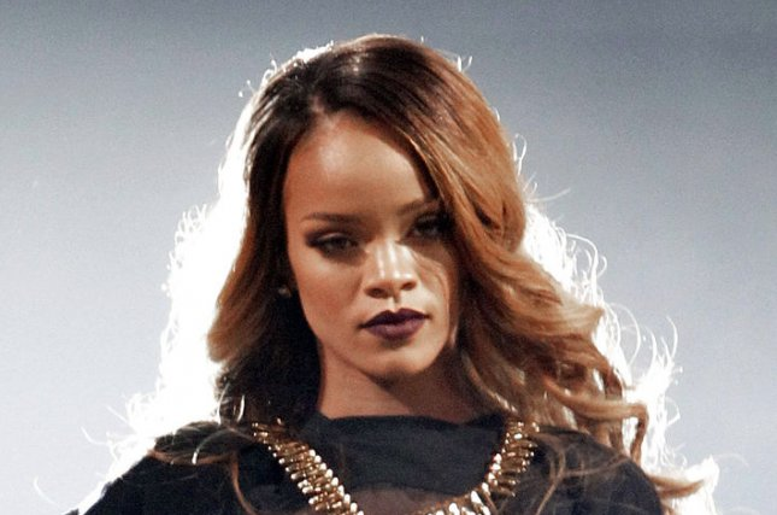 Rihanna performs at Barclays Center in New York City on May 5, 2013. UPI/John Angelillo