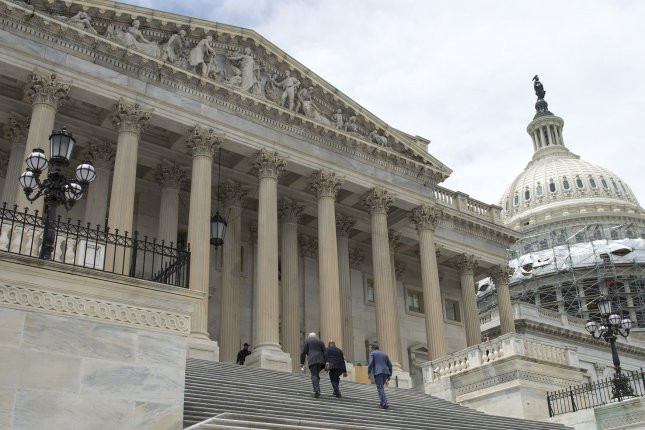 Approval ratings for the U.S. Congress inched up 5 percentage points since July, but still remains among the lowest in recent years at 18 percent. File Photo by Photo by Kevin Dietsch/UPI