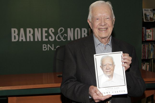 Former President Jimmy Carter hospitalized for fractured pelvis after fall
