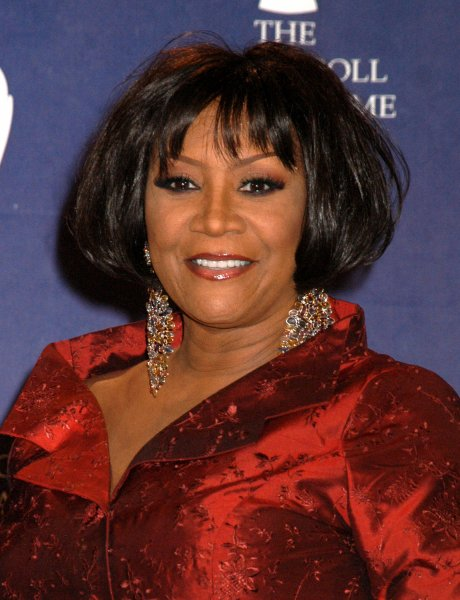Patti LaBelle makes an appearance in the press room at the 23rd Annual Rock and Roll Hall of Fame at the Waldorf Astoria in New York on March 10, 2008. (UPI Photo/Joy Scheller)
