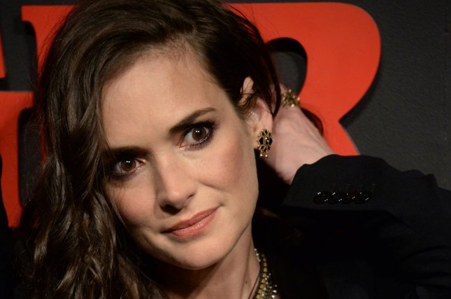 Cast member Winona Ryder attends the premiere of Netflix's supernatural mystery thriller Stranger Things in Los Angeles on July 11, 2016. File Photo by Jim Ruymen/UPI