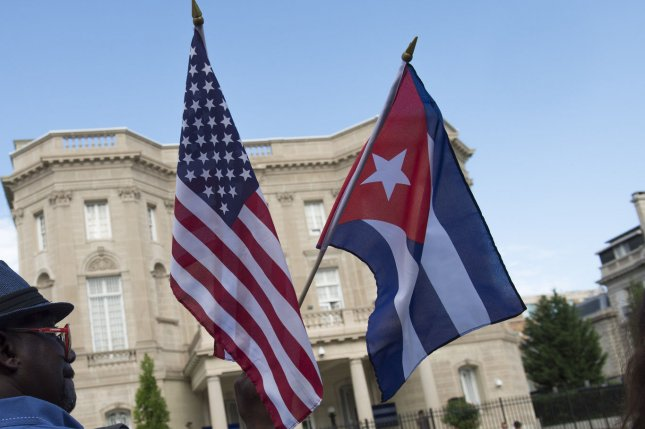 A U.S. decision to ease sanctions on Cuba is a win for one of the few oil and gas companies working in the country. Photo by Kevin Dietsch/UPI