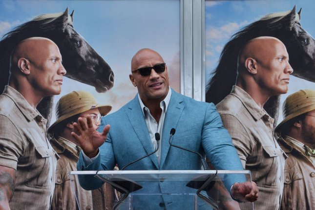 Season 2 of Dwayne Johnson's Titan Games is set to debut on NBC on May 26. File Photo by Jim Ruymen/UPI