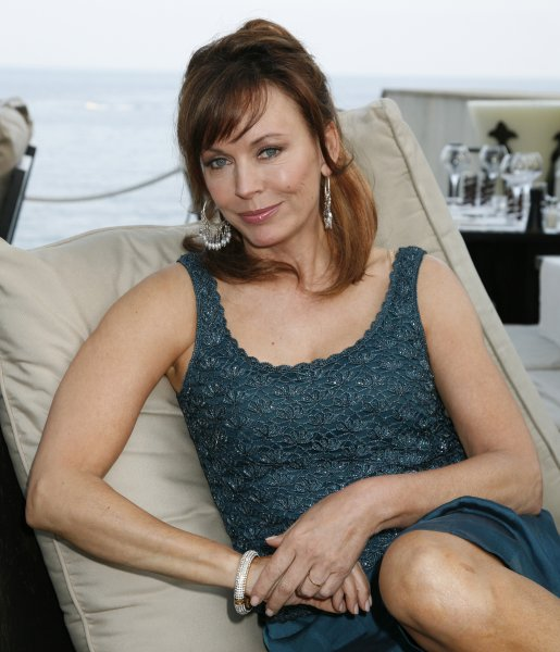 Actress Lesley-Anne Down of the TV series The Bold and the Beautiful attends a Festival party during the 47th Monte Carlo Television Festival in Monte Carlo, Monaco on June 11, 2007. (UPI Photo/David Silpa)