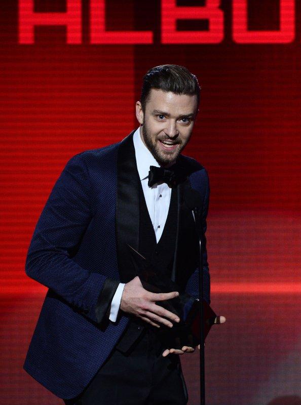 Justin Timberlake Mocks Taylor Swift S Surprise Face At The American Music Awards Upi Com