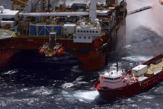 China puzzled by Vietnamese reaction to drilling rig in South China Sea. UPI/A.J. Sisco..