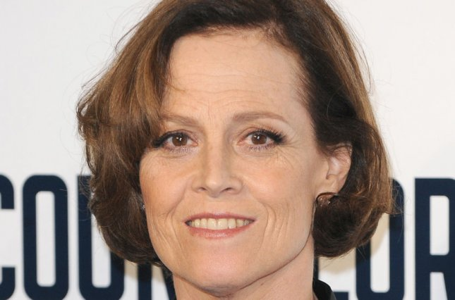American actress Sigourney Weaver attends a special screening of The Counselor at The Odeon West End in London on October 3 2013. UPI/Paul Treadway