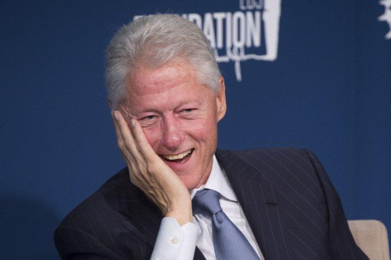 Former President Bill Clinton. (File/UPI/Kevin Dietsch)