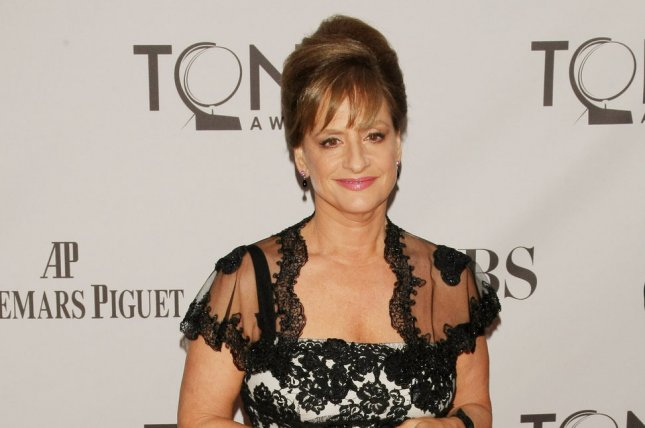 Patti LuPone arrives at the 65th annual Tony Awards on June 12, 2011 in New York City. Photo by Monika Graff/UPI