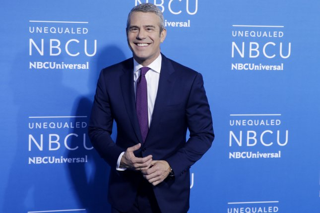 Watch What Happens Live host Andy Cohen discussed diversity in late-night television ahead of his show's 10th anniversary. File Photo by John Angelillo/UPI