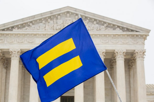 The Supreme Court refused to hear to challenges to a Mississippi law allowing state employees and private businesses to deny services to LGBT people based on religious objections. Photo by Erin Schaff/UPI