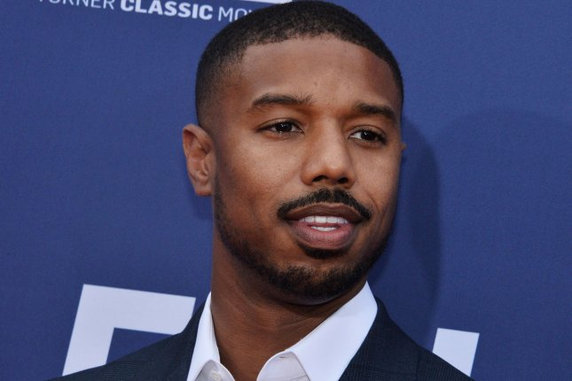Michael B. Jordan will give an In Conversation With talk at the Toronto International Film Festival. File Photo by Jim Ruymen/UPI