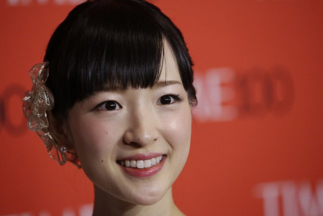 Marie Kondo is getting a new Netflix show. File Photo by John Angelillo/UPI