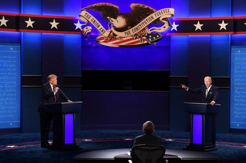 Trump, Biden clash over COVID-19, racial injustice in fiery first debate